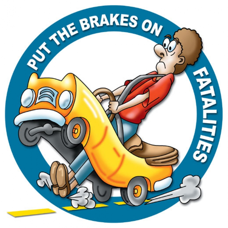 Oct 10th: Put the Brakes on Fatalities Day
